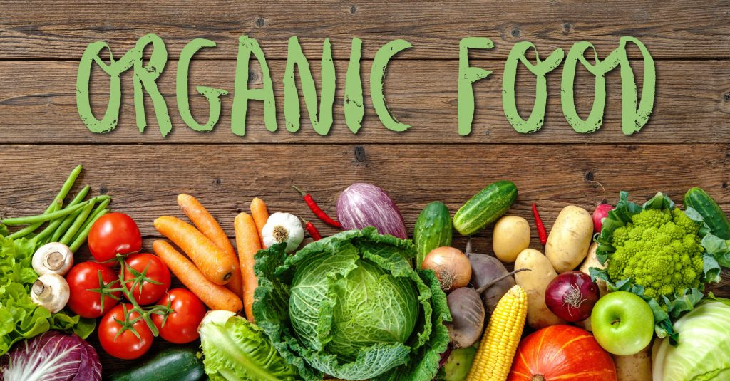 Organic vs Non Organic Food Study