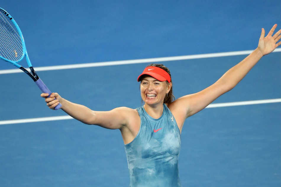 Maria Sharapova accepts Brisbane International wildcard