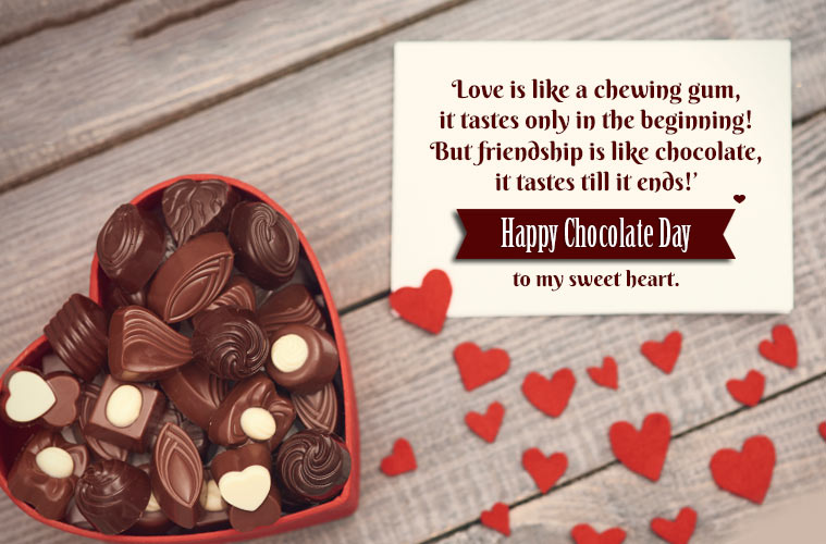 Chocolate Day 2020 Wishes with Images