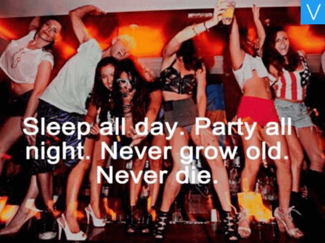 sassy instagram captions for party