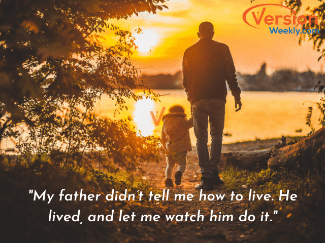 Happy fathers day quotes with pics