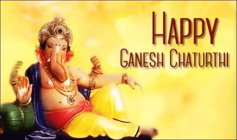 vinayaka chavithi image with wishes