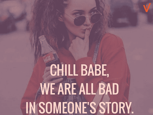 Baddie quotes for instagram