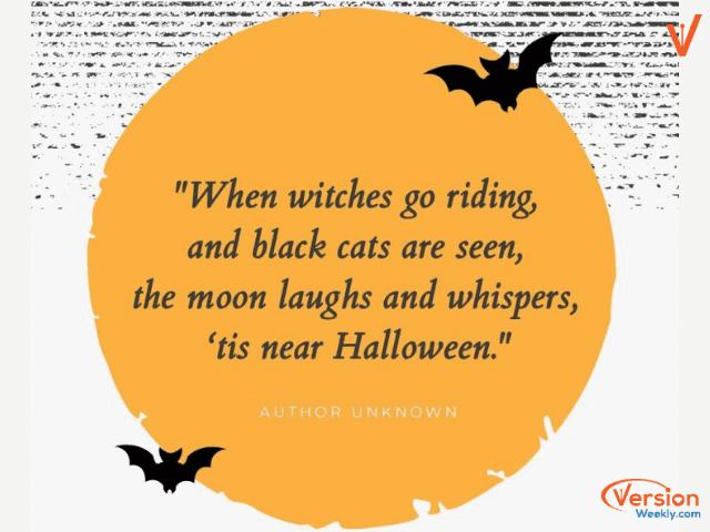 Halloween Quotes for Instagram