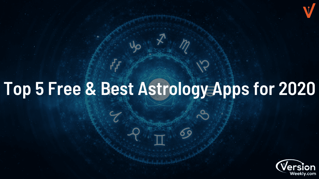 Top 5 best and free astrology apps for 2020