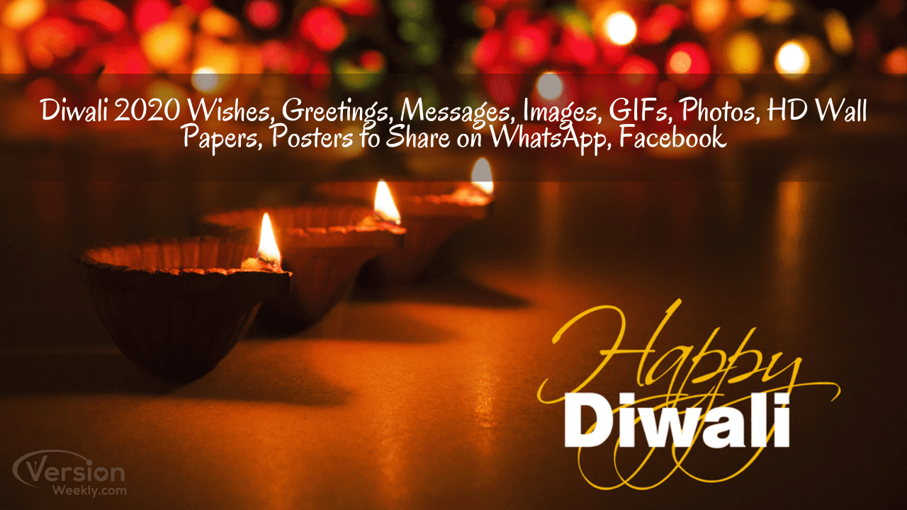 happy Diwali 2020 wishes messages images quotes gif banners wallpapers