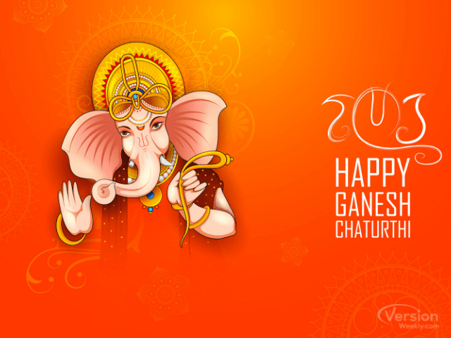 happy vinayaka chavithi pictures for backgrounds