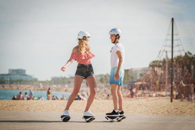 Segway анонсирует электроролики Drift W1 e-Skates