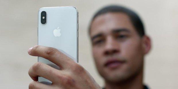 Apple предложила заменить пароли лицами