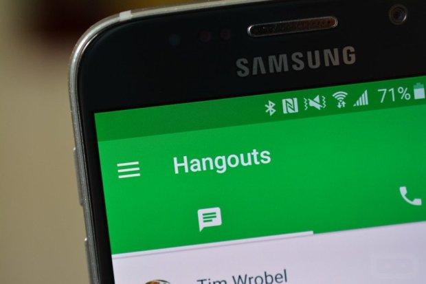 Google перестанет поддерживать мессенджер Hangouts