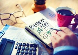 verslo kūrimas