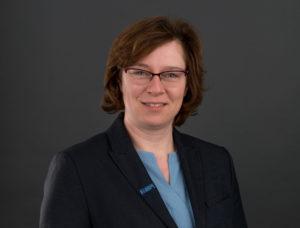 Porträt Frau Dr. Cornelia Hähne