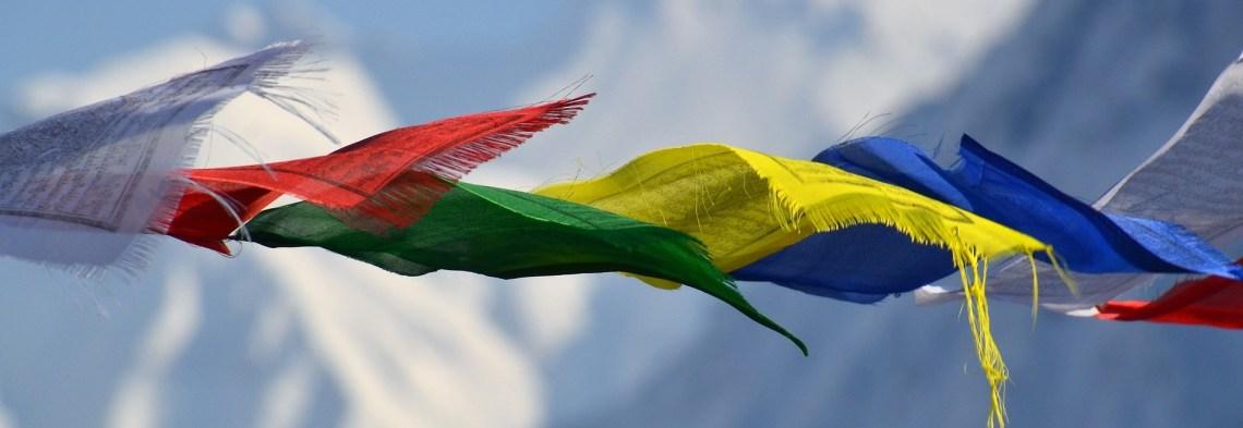 Les 5 rites tibétains