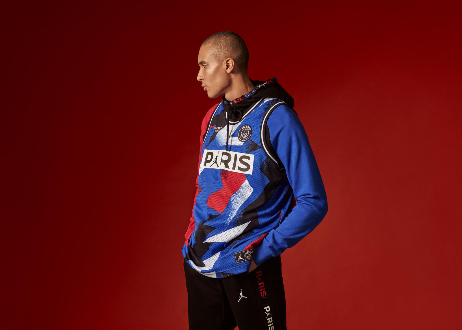 every item from the psg x jordan 19