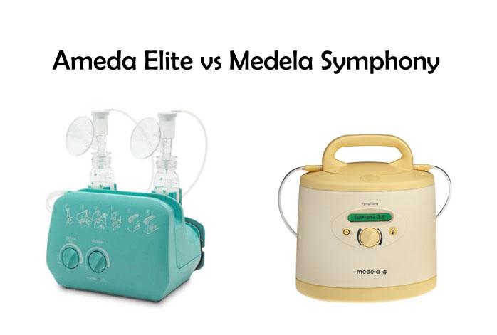 Ameda Elite Vs Medela Symphony - VersusHost.com