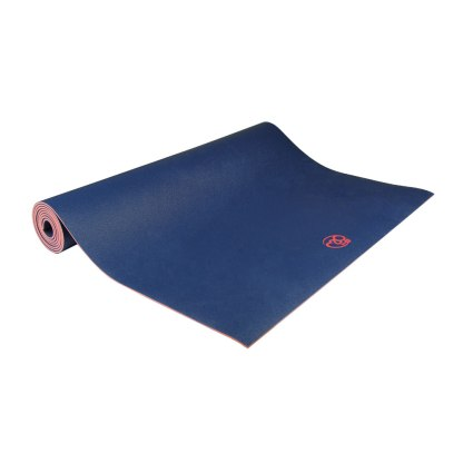 Tapis de Yoga SureGrip 4mm Yoga-Mad blue