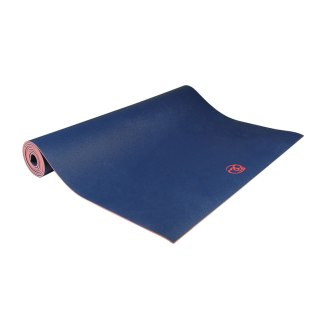 Tapis de Yoga SureGrip 4mm Yoga-Mad blue