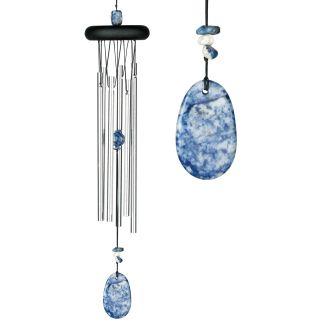 Carillon à vent Chakra Lapis-lazuli Woodstock Chimes