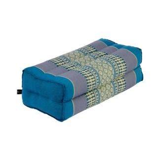 Coussin de yoga Anadeo turquoise