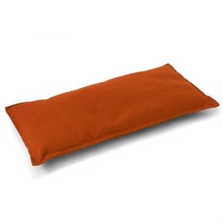 Coussin pour banc de méditation Yoga-Mad orange