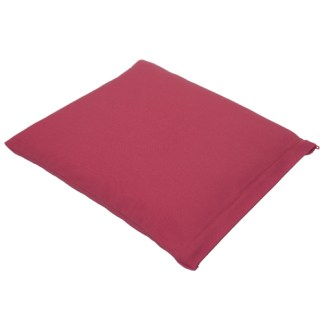 Coussin pour genoux Yoga-Mad rubis
