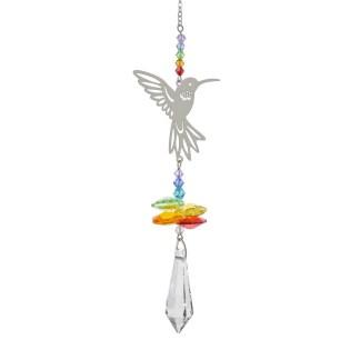 Fantaisie de cristal colibri Woodstock Chimes