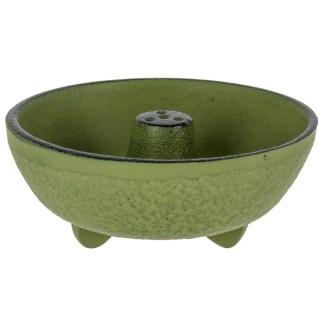 Brûle-parfums Fontaine vert Iwachu