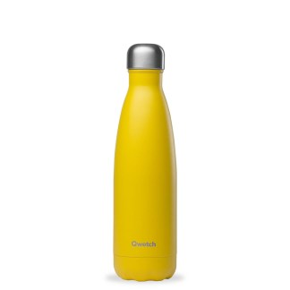 Bouteille Pop jaune Qwetch 500ml