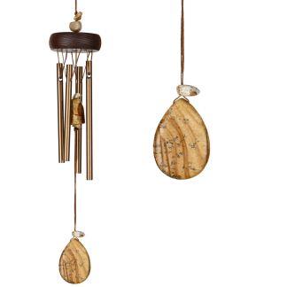 Carillon à vent Precious stones Jaspe de prairie Woodstock Chimes