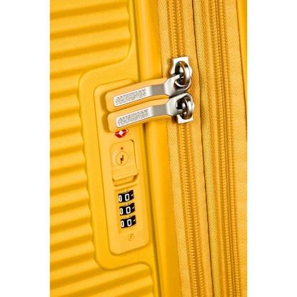 Valise Soundbox 77cm American Tourister fermeture