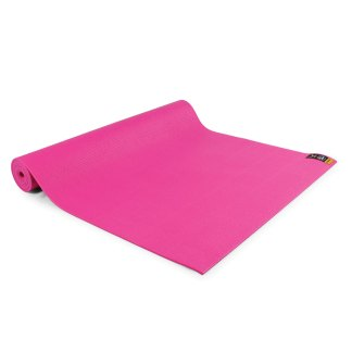 Tapis de Yoga Warrior II 4mm Yoga-Mad hot pink