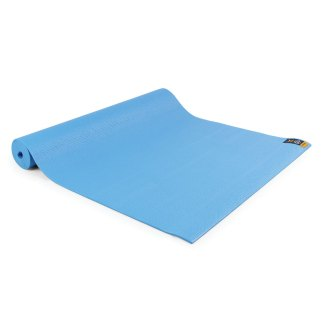 Tapis de yoga Warrior II Plus 6mm light blue