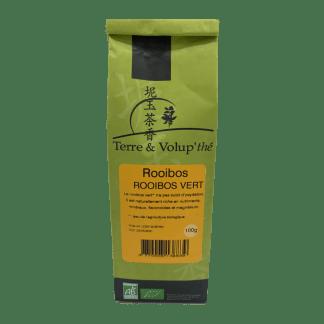 Rooibos Vert bio Terre & Volup'thé