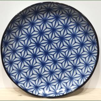 Assiette bleu de Chine N°01