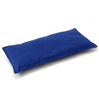 Coussin pour banc de méditation Yoga-Mad bleu