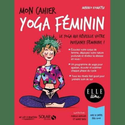 Mon Cahier Yoga féminin