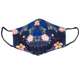 Masque en tissu Fleurs du Japon N°02