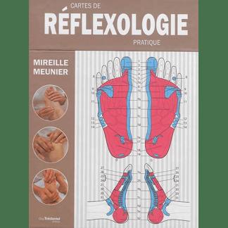 Les cartes de réflexologie pratique