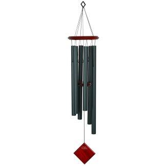 Carillon à vent Terre vert bubinga Woodstock Chimes