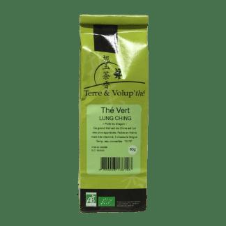 Thé vert Lung Ching bio Terre & Volup'thé