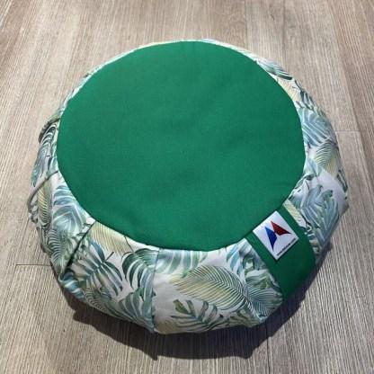 Coussin de méditation Palmiera en coton Stelvoren
