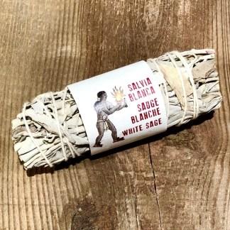 Encens Sauge blanche de Californie 8-10cm