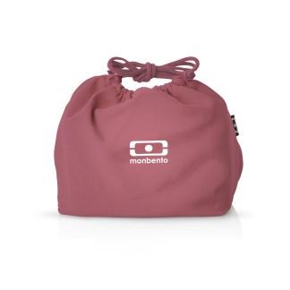 Sac à bento MB Pochette M rose Blush Monbento