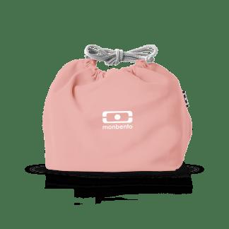 Sac à bento MB Pochette M rose Flamingo Monbento