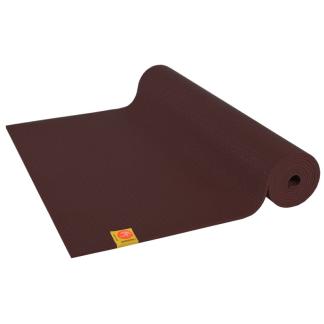 Tapis de yoga Non-Toxique Chin Mudra chocolat