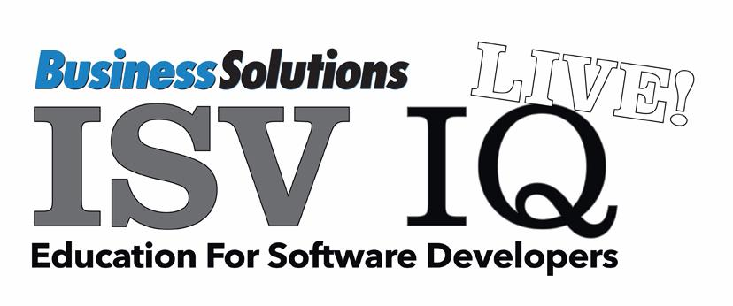 Speakers Announced For ISV IQ Live! Conference In Santa Ana