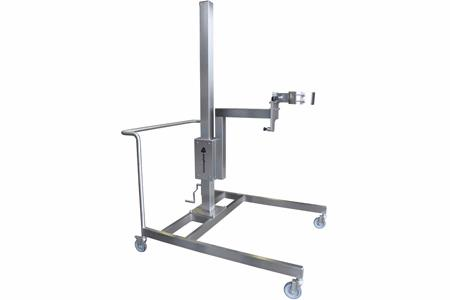 Pharmaceutical Drum Lift: Uni-Hoist HMM (Hoist Manual Mobile)