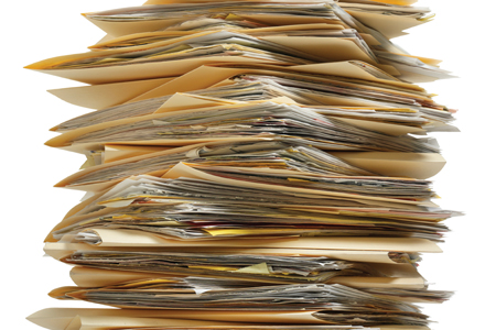 Improve Paper Records First For EHR Success