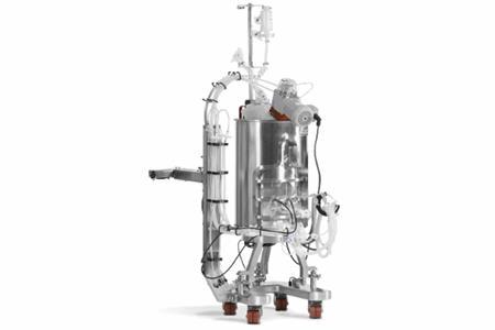 High-Density 50 L Perfusion Cell Culture Using The XCell