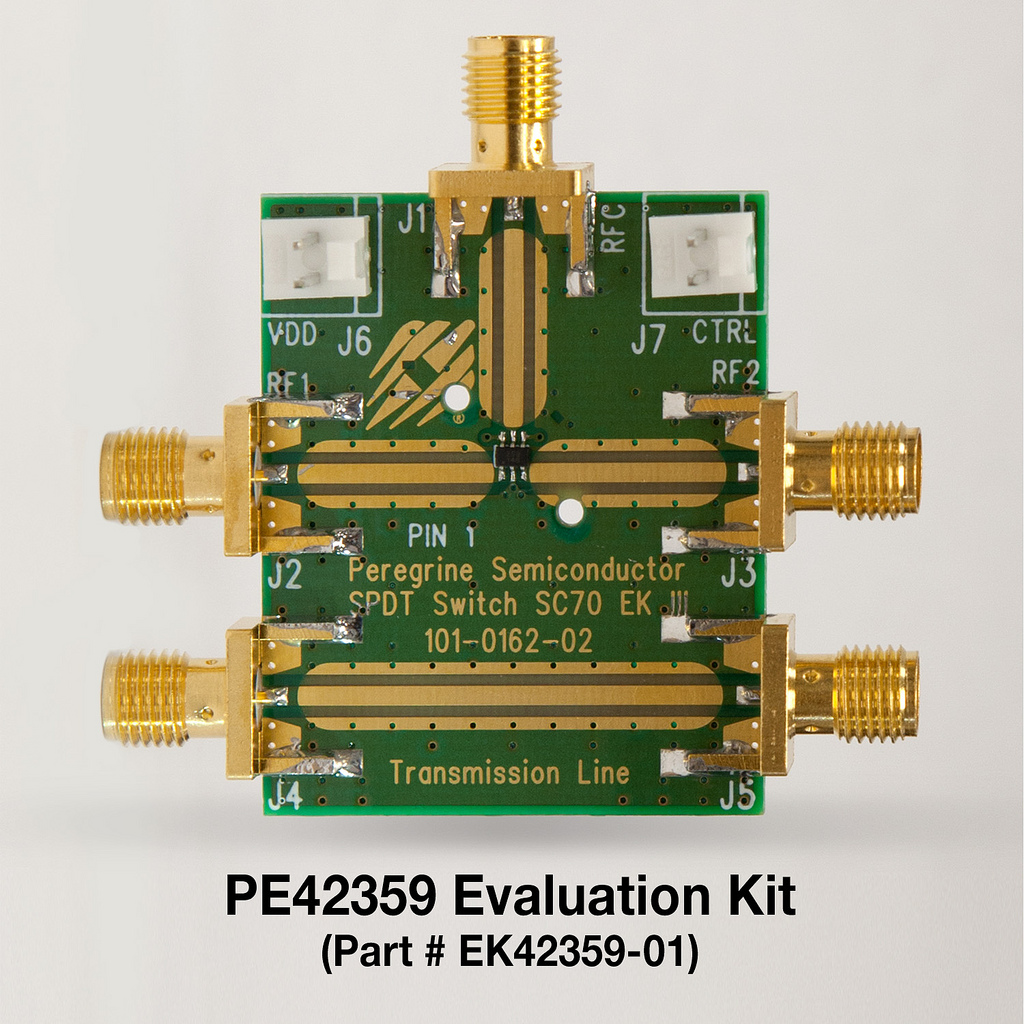 Peregrine Semiconductor Debuts AEC-Q100 Certified SPDT RF Switch For Harsh Environment Automotive Designs